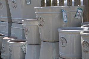 The Nursery Garden Centre Grey Pots