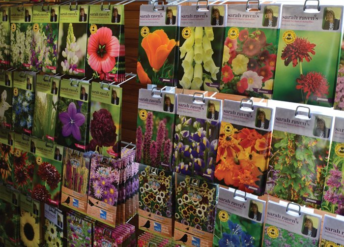 The Nursery Garden Centre Wide Variety of Seeds