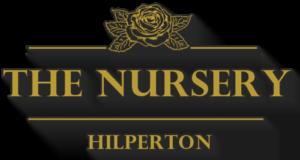 The Nursery Garden Centre Gold Logo